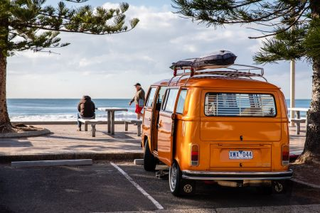 What makes the VW camper van the camper van of choice for most people