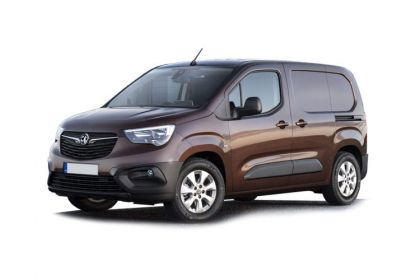 Buy Vauxhall Combo outright purchase vans