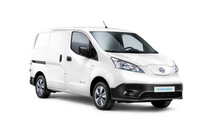 Buy Nissan NV200 outright purchase vans