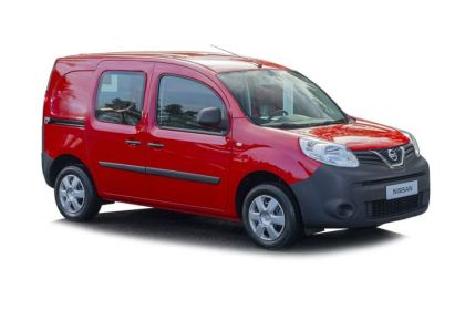 Buy Nissan NV250 outright purchase vans