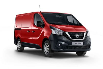 Buy Nissan NV300 outright purchase vans
