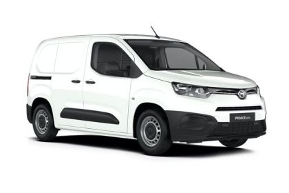 Buy Toyota PROACE CITY outright purchase vans