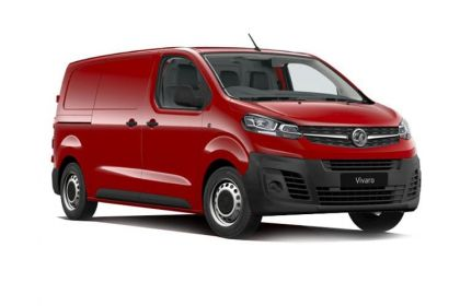 Buy Vauxhall Vivaro outright purchase vans