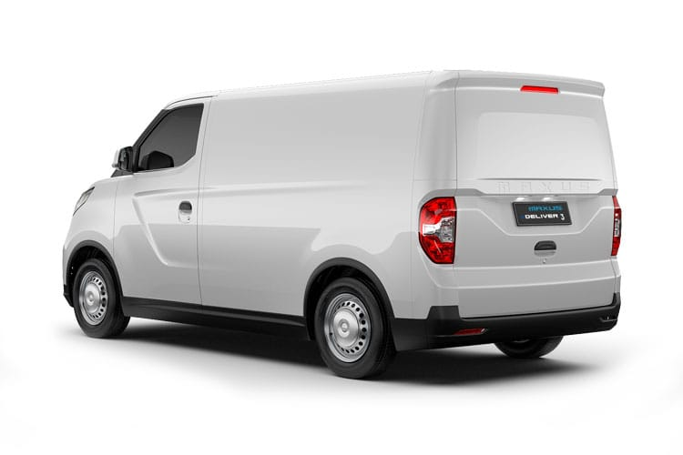 MAXUS eDELIVER 3 L1 Elec 52.5kWh 90KW FWD 122PS  Van Auto back view