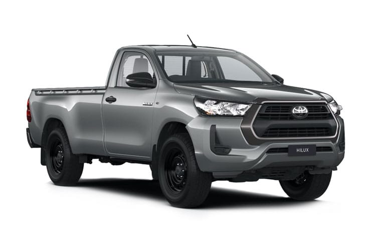 Toyota Hilux PickUp Double Cab 4wd 2.4 D-4D 4WD 150PS Active Pickup Double Cab Manual [Start Stop] front view