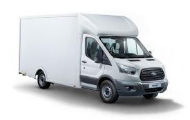 Ford Transit Luton outright purchase vans