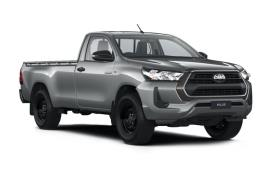 Toyota Hilux Pickup outright purchase vans