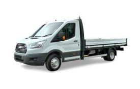 Ford Transit Dropside outright purchase vans